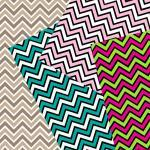 Chevron Digital paper set Zig Zag P..
